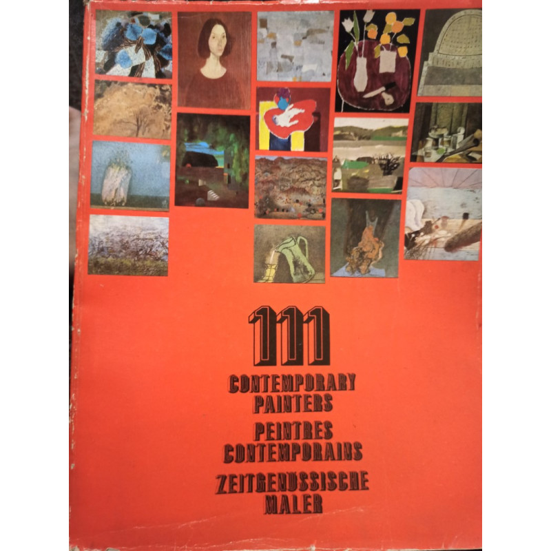 111 contemporary painters