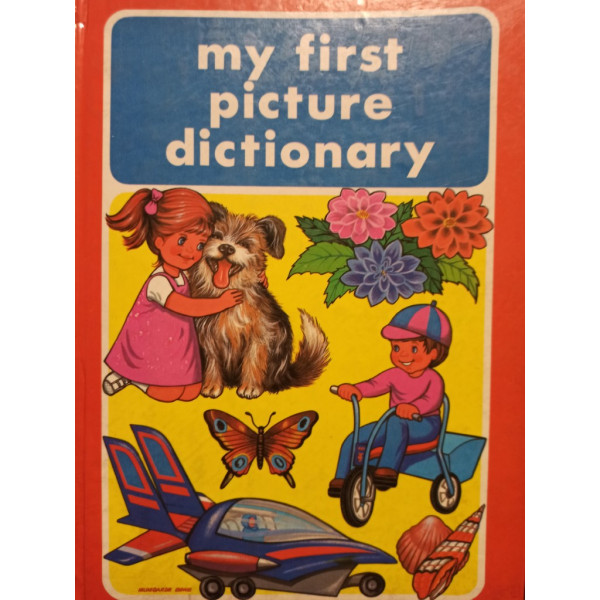 Brown Watson - My  first picture dictionary