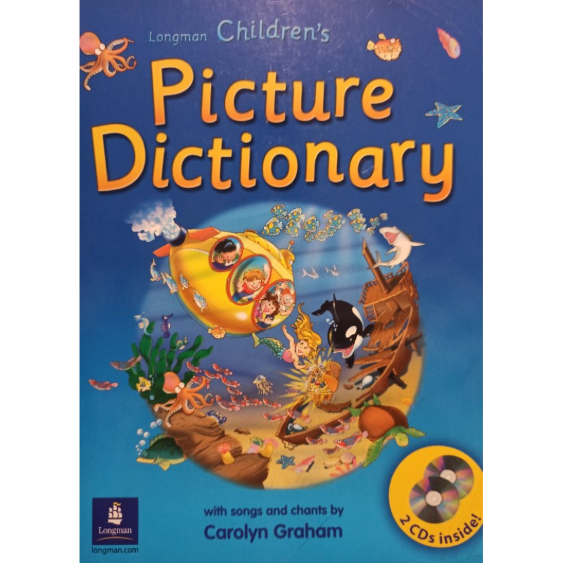 Carolyn Graham - Picture dictionary