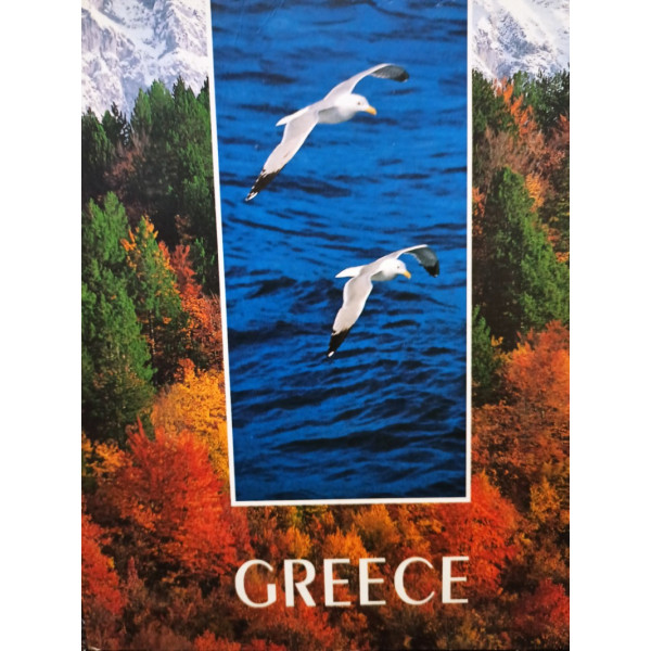 Greece - Tourism and environment