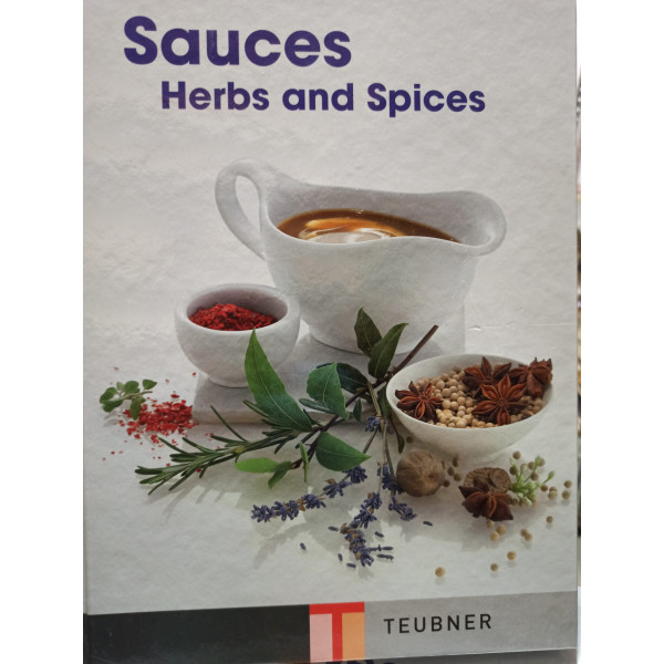 Christian Teubner - Sauces - Herbs and spices