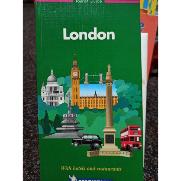 London - Tourist guide with hotels and restaurants