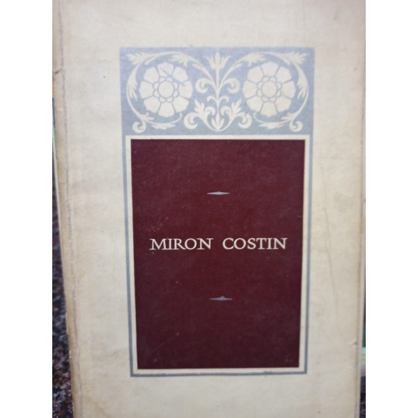 Miron Costin - Opere alese