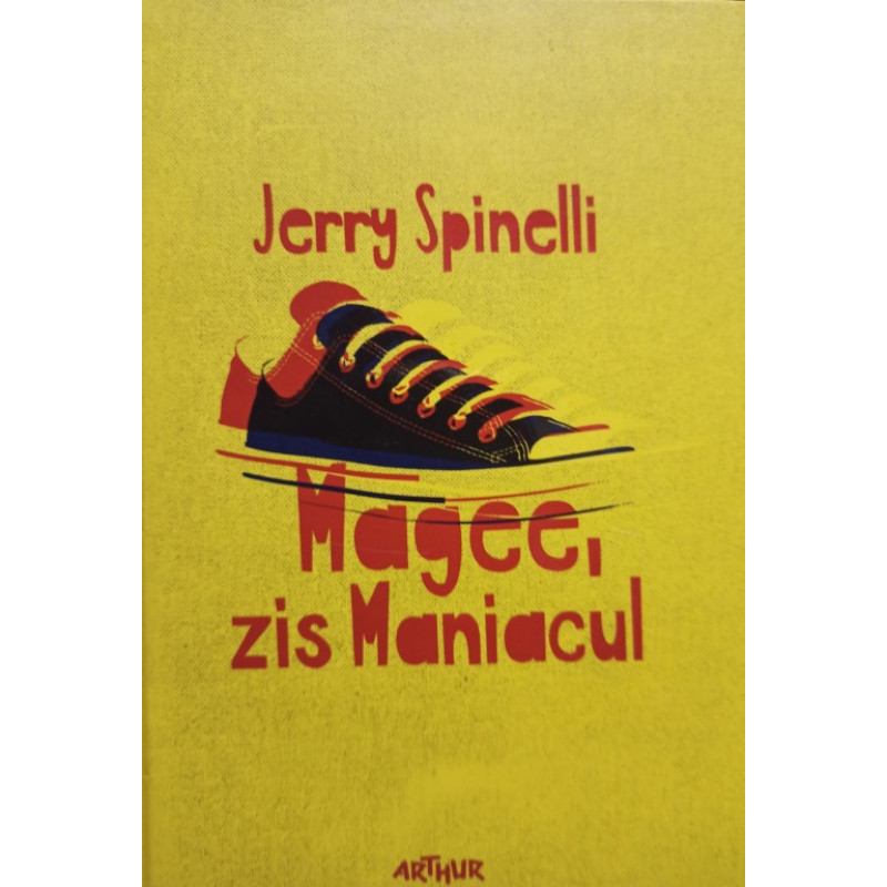 Jerry Spinelli - Magee, zis Maniacul