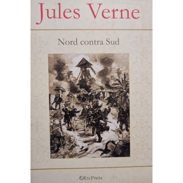 Jules Verne - Nord contra Sud