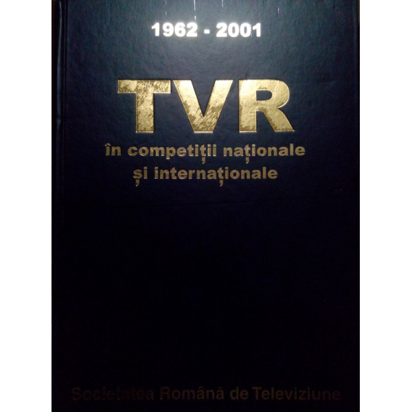 Tamara Pasca - TVR in competitii nationale si internationale